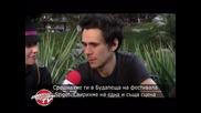 Kumm впечатлени от българската публика