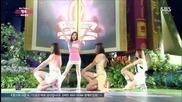 |бг превод| Red Velvet - Happiness ( 140803 Sbs Inkigayo )