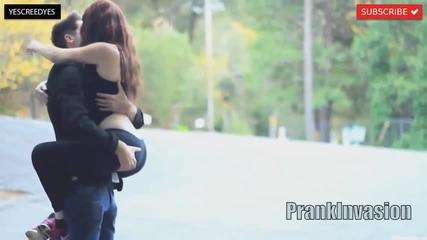 Kissing Prank 2015 - Kissing Girls - Kissing - Funny Videos - Pranks 2015