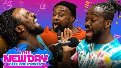 The New Day almost had a different name and a fourth member: The New Day: Feel the Power, Dec. 9, 2019