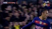 06.01.16 Барселона - Еспаньол 4:1 ( Купа на Краля )