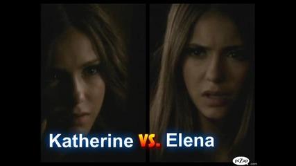 Katherine Vs Elena-игра 2