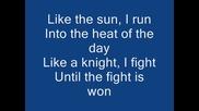 Crush 40 - Knight Of The Wind