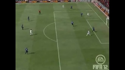 невероятно Вратар спасява Fifa 12