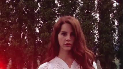 Прекрасна! Lana Del Rey - Summertime Sadness ( Официално Видео ) + Превод