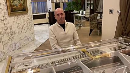 Игорь Крутой - Залив Ангелов - Музыкальный салон Игоря Крутого