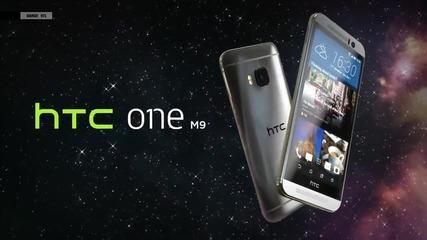 HTC представи One M9