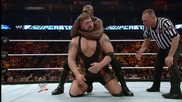 Big Show vs. Titus O'neil: Wwe Superstars, May 22, 2014