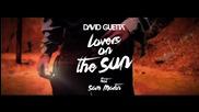David Guetta - Lovers On The Sun feat. Sam Martin ( Lyric Video )