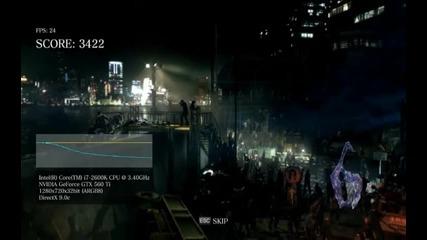 Resident Evil 6 Pc Benchmark Epic Moment