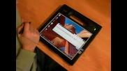 Windows 7 on Motion Computing F5 Tablet Pc