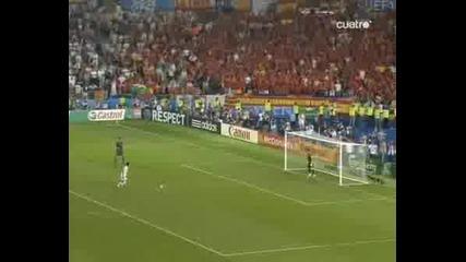 Испания-Италия 4:2 Дузпите