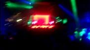 Dj Paranoizer vs. Mithridate @ Noisekick's Terrordrang 2014 @ club Rodenburg, Netherlands 1