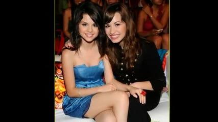 Miley Cyrus, Selena Gomez and Demi Lovato 2010 Song