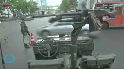 Thailand Junta Nods to Foreign Calls for Scrapping Martial Law, but Takes Absolute Power