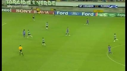\високо качество\ Sporting 2 - 2 Fiorentina