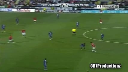 Кристиано Роналдо - Португалия 2010