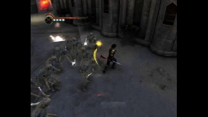 Prince of persia The forgotten sands gameplay By Mechkata