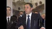 Яне Янев и Марешки официално са вече в коалиция