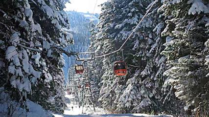 Rila Mountain, Borovets Ski Resort / Рила планина, Ски курорт Боровец 008