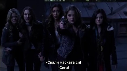 [bg sub final ] Pretty Little Liars season 4 episode 24