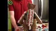 Коледен сладкиш Трансформър