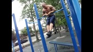 brooklyn calisthenics