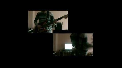 Soad - Chop suey guitar cover