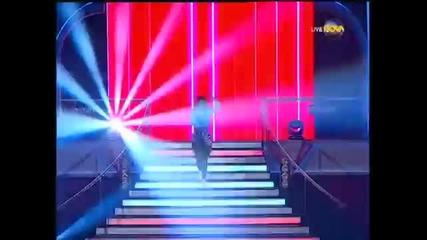 Мария Илиева и Криско - Видимо доволни (dancing Stars 08.05.14)[youtubemp3.bg]