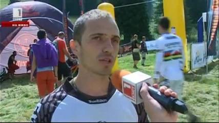 4x Pro Tour - Pamporovo 2014 - Спортна треска