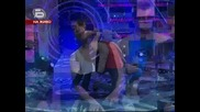 Music Idol 3 - Симо и Богдана - Специалните гости правят артистичен дует на сцената