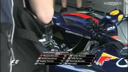 Формула 1 2012 - Малайзия - 1 Етап-част 1