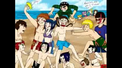 Naruto Summer love 2