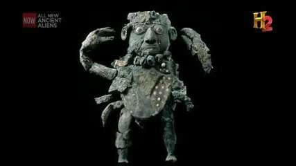 Ancient Aliens s05e06 Secrets of the Tombs - Древнитe Извънземни с05е06 Тайните на Гробниците
