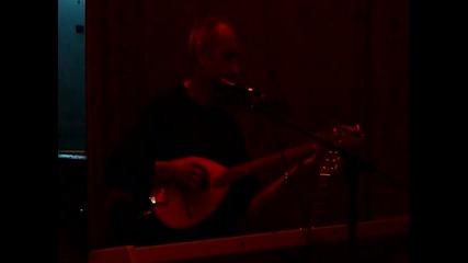Николай Иванов от група Ом на живо в Groovy Bar - 4