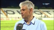 Стойчо Стоев отдаде поражението на лошия терен