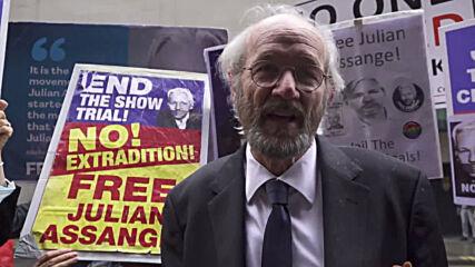 UK: Defence team presents medical case against Julian Assange's extradition