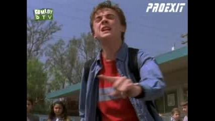 Malcolm in the Middle S03 E04 Bg Audio