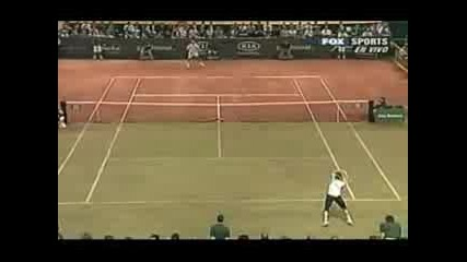 Federer Vs. Nadal (clay and grass court)