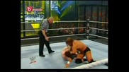 (bg Audio) Elimination chamber 2010 wwe championship part 2 ot 6