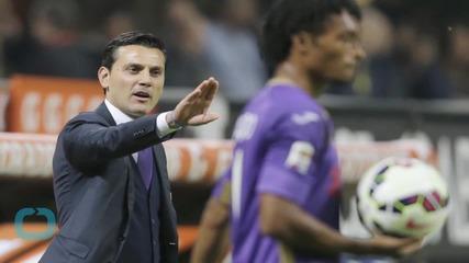 Fiorentina Sack Head Coach Montella