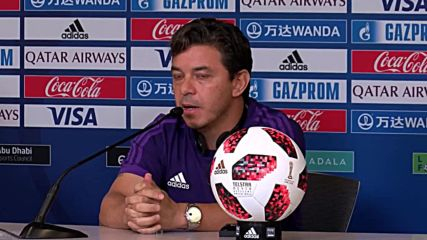 UAE: River Plate aims 'to be in the final and to win it' – Gallardo on 2018 Club World Cup