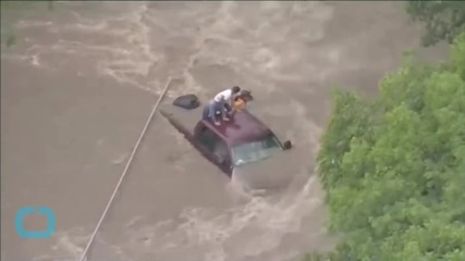 Texas and Oklahoma Hit by Severe Flooding, Killing 1