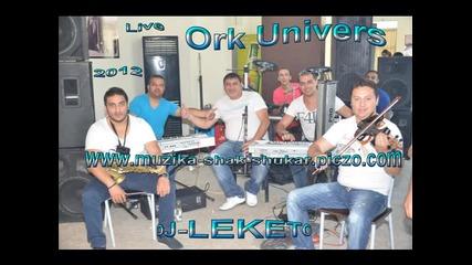 ork.univers & Krasi Leona Live - Mangipe 2012 Dj Leketo