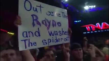 Tara vs Madison Rayne w/velvet Sky
