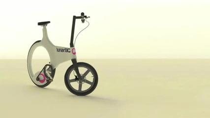 Велосипед без спици