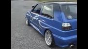 Vw Golf 2 Rallye