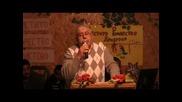 Пастор Фахри Тахиров - 25.12.2011г. в Х. М. Ц. Даром сте приели даром давайте - гр. Варна - кв. Вл.