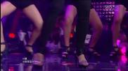 Gilme ft. Yongguk ( Bap ) - Me First @ Inkigayo (29.07.2012)