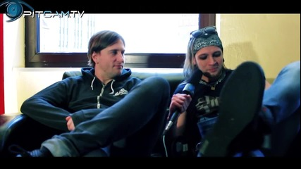 Bullet For My Valentine - Интервю с Мус в Берлин 2013